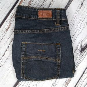 RSQ Seattle Skinny Tapered Jeans Dark Wash 29
